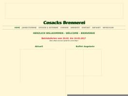 Cosacks Brennerei GmbH & Co.KG Lippstadt
