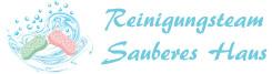 Logo Sauberes Haus - Gebäudereinigung & Reinigungsunternehmen