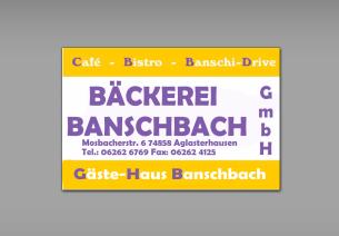 Firmenlogo: Bäckerei Banschbach GmbH