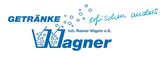 Logo von Getränke-Wagner Inh. Rainer Vögele e. K.