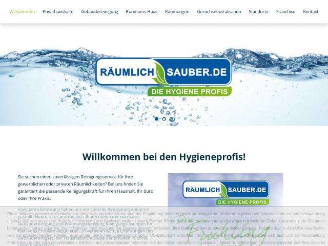 http://www.raeumlichsauber.de
