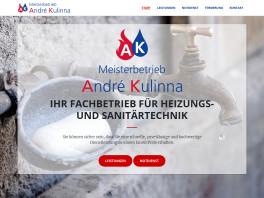 Meisterbetrieb André Kulinna Installateur- und Heizungsbaumeister Lage, Lippe