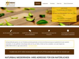 NATURBAU NIEDERRHEIN Handel mit Naturbaustoffen Duisburg
