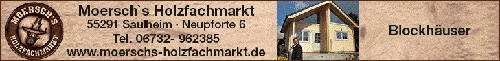 Bild zu Moersch`s Garten & Freizeitgestaltung - Moersch`s Holzfachmarkt in Saulheim