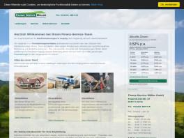Finanz-Service-Müller GmbH Agentur für Finanzdienstleistungen Leipzig
