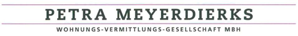 Bild zu Meyerdierks Petra Wohnungs-Vermittlungs-Gesellschaft mbH Immobilien in Oldenburg in Oldenburg