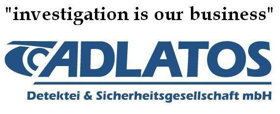 Bild zu ADLATOS Detektei Sicherheitgesellschaft mbH in Berlin
