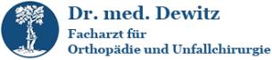 Firmenlogo: Dr. med. Hans-Detlef Dewitz Orthopäde