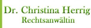 Firmenlogo: Dr. Christina Herrig Rechtsanwältin