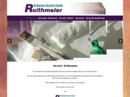 Roland Roithmeier Malergeschäft Nürnberg, Mittelfranken