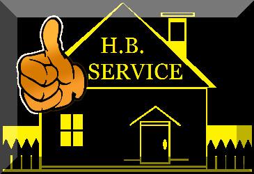 Logo von H.B.SERVICE Holger Brandt IHR HELFER... rund um Haus - Hof & Garten