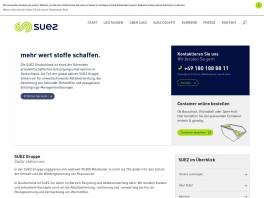 SUEZ Süd GmbH Ölbronn-Dürrn