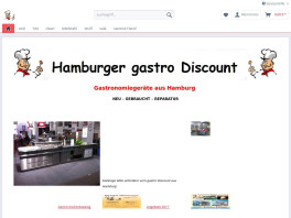 Hamburger Gastro Discount Gümmer Kälte-Klima Hamburg