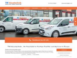 TW Haustechnik Essen, Ruhr