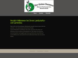 Der grüne Daumen - Haus- und Gartenservice Birkenau, Odenwald