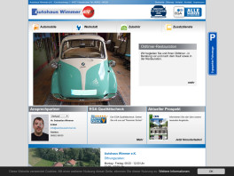 Autohaus Wimmer e. K. Triftern