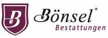 Firmenlogo: Bestattungsdienst Bönsel GmbH