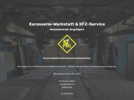 Karosserie-Werkstatt u. Kfz-Service Meisterbetrieb Jörg Hilpert Erfurt