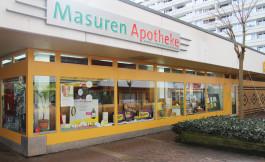 Masuren-Apotheke, Jutta Krebs Berlin