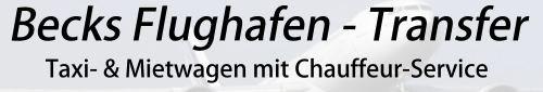 Logo von Becks Flughafen-Transfer
