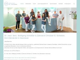 Zahnarzt Gemeinschaftspraxis Dr. Wolfgang Schlotter & Christian Schlotter Hannover