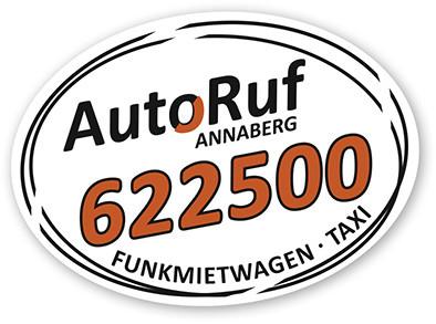 Logo von AutoRuf 622500 · Taxi-Annaberg
