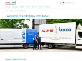 Initial Textil Service GmbH & Co. KG Initial Textil- und Waschraumservice Köln