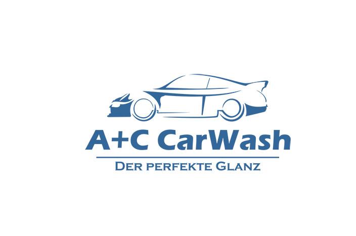 Logo von A+C CarWash