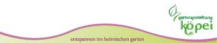Firmenlogo: Gartengestaltung Köpai Thomas Köberlein