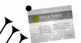 Force Event Frankfurt am Main