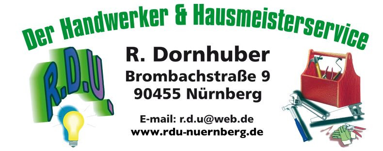 Bild zu R.D.U. Handwerker, Garten - Landschaftsbau & Hausmeisterservice in Nürnberg