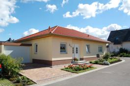 Hausbau massivhaus bungalow