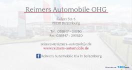 Reimers Automobile OHG Boizenburg