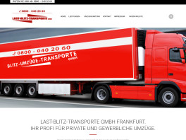 Last - Blitz - Transporte GmbH Frankfurt am Main