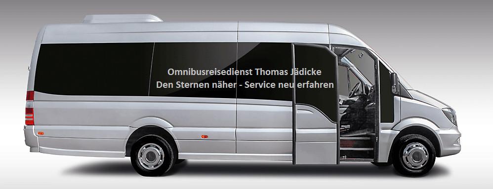Omnibusreisedienst Thomas Jädicke