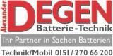 Degen Alexander Batterietechnik Schwegenheim