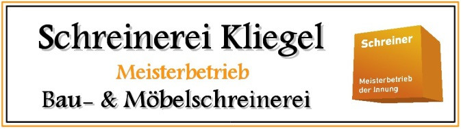 Bild zu Klaus Kliegel Schreinerei in Reichenschwand