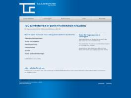 TUC-Elektrotechnik Dipl.-Ing. Tuc Berlin