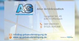A & G Gebäudereinigung und Dienstleistungen Offenbach am Main