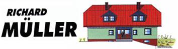 Logo von Richard Müller Zimmerei und Trockenbau