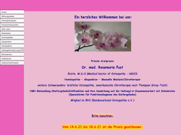 Dr. Rosemarie Pust Haar, Kreis München