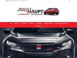 Autohaus Haupt GmbH Zwenkau