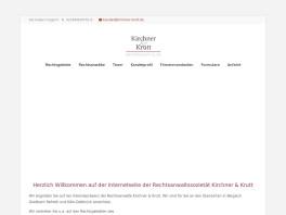 Kirchner Richrath & Krutt Rechtsanwälte GbR Köln