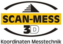 Firmenlogo: SCAN-MESS 3D Koordinaten-Messtechnik Inh. Roland Voelkel