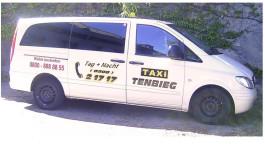 City-Taxi Oberhausen, vormals Taxi Pröse und Tenbieg Oberhausen, Rheinland