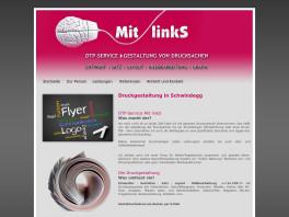 DTP-Service Mit linkS Schwindegg