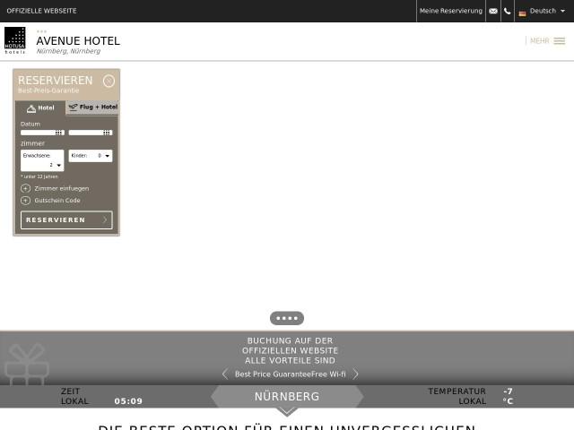 Website screenshot thumbnail