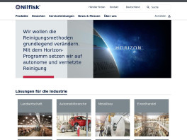 Nilfisk GmbH Düsseldorf