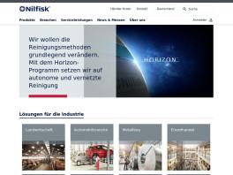 Nilfisk GmbH Lahr, Schwarzwald