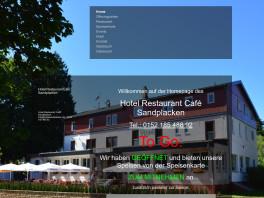 Hotel , Restaurant Sandplacken Schmitten, Taunus